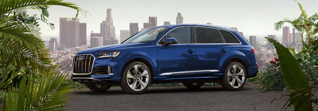 Differences between the 2020 Q7 and the 2019 Q7?