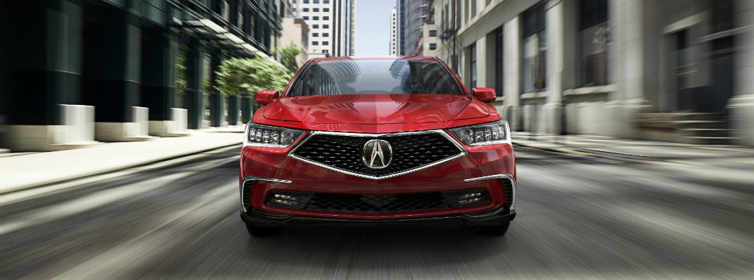 2018 Acura RLX release date design performance