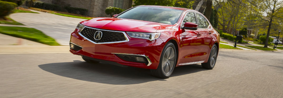 2018 acura tlx whats new for 2018 motorcars acura bedford oh_o