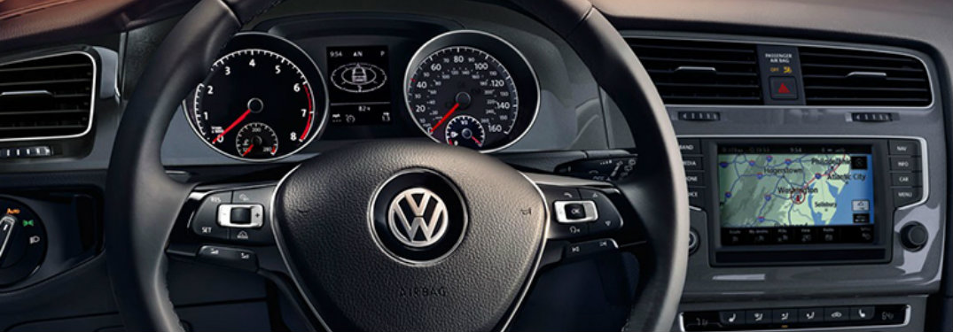 How to change the clock times in a VW model