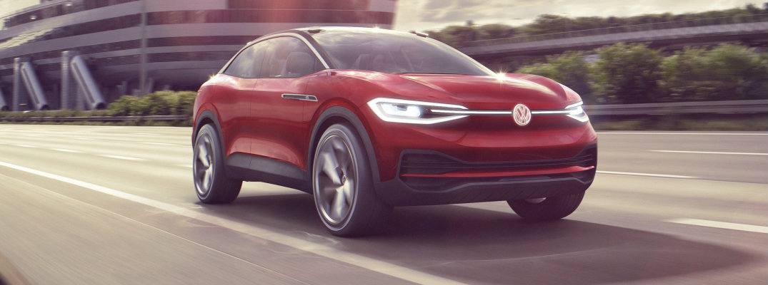 VW ID Crozz Electric Crossover SUV: Design, Release >> Volkswagen I D Crozz Electric Vehicle Features And Scheduled Release