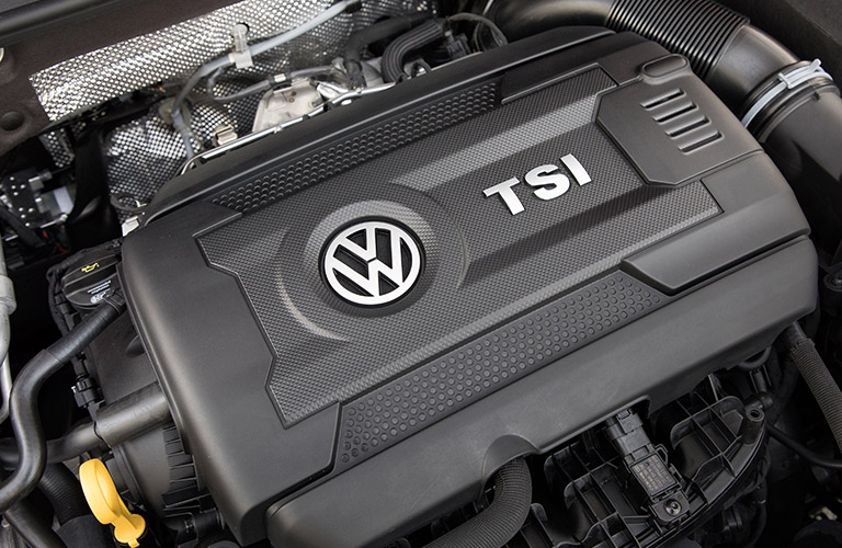 2018 Volkswagen Golf GTI engine performance and top speed