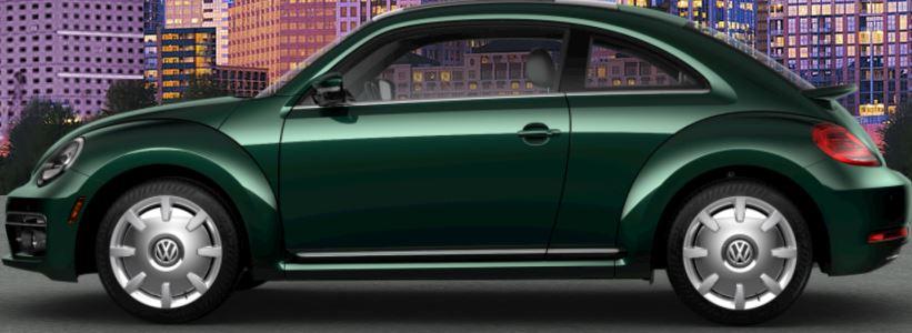 Vehicle Alignment Near Me >> Bottle-Green-Metallic - Hansel Volkswagen