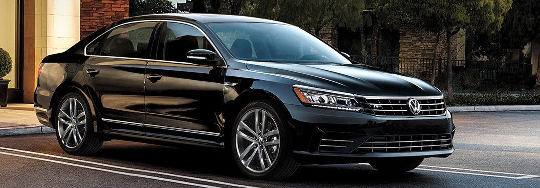 2019 Volkswagen Passat parked in a lot