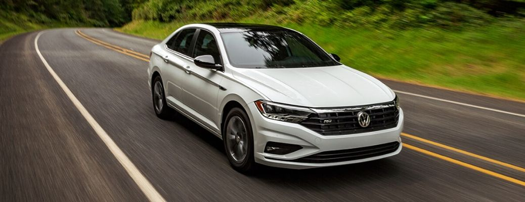View the Full Lineup of 2020 Volkswagen Jetta Color Options