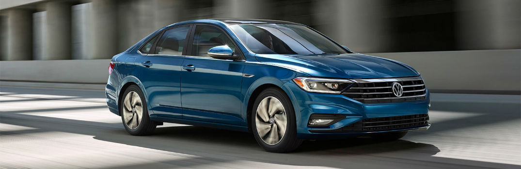All New 2019 Volkswagen Jetta Exterior Color Options