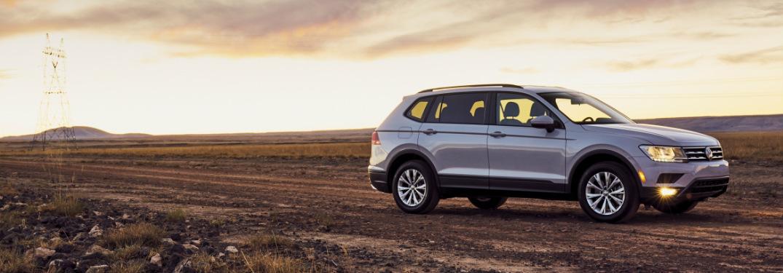 2018 Volkswagen Tiguan Se Vs Sel Trim Comparison