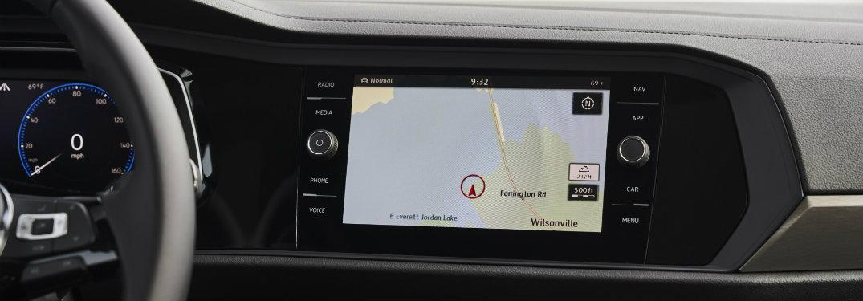 2019 VW Jetta Navigation Feature