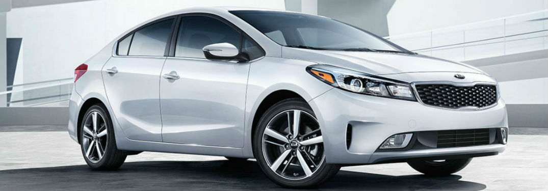 Silver-colored 2018 Kia Forte