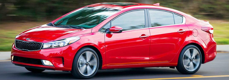 2018 Kia Forte Fuel Economy And Driving Range