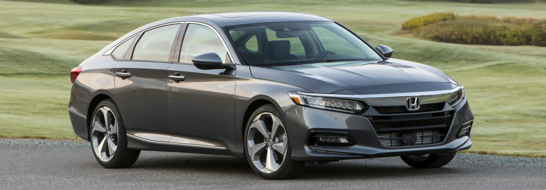 See what is offered in each trim of the 2018 Accord