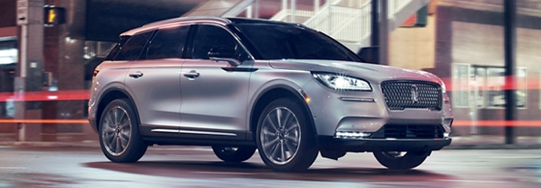 Lincoln now offers a full family of luxury SUVs