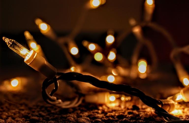 Strand of lights