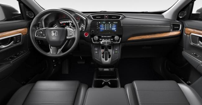 2021 Honda CR-V Black Leather