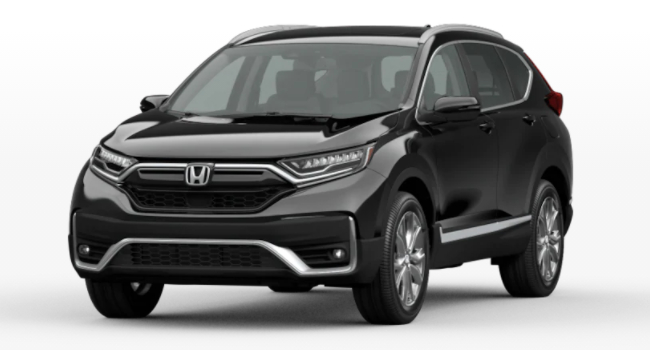 2021 Honda CR-V Crystal Black Pearl