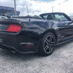 Convertible 2018 Ford Mustang EcoBoost Premium