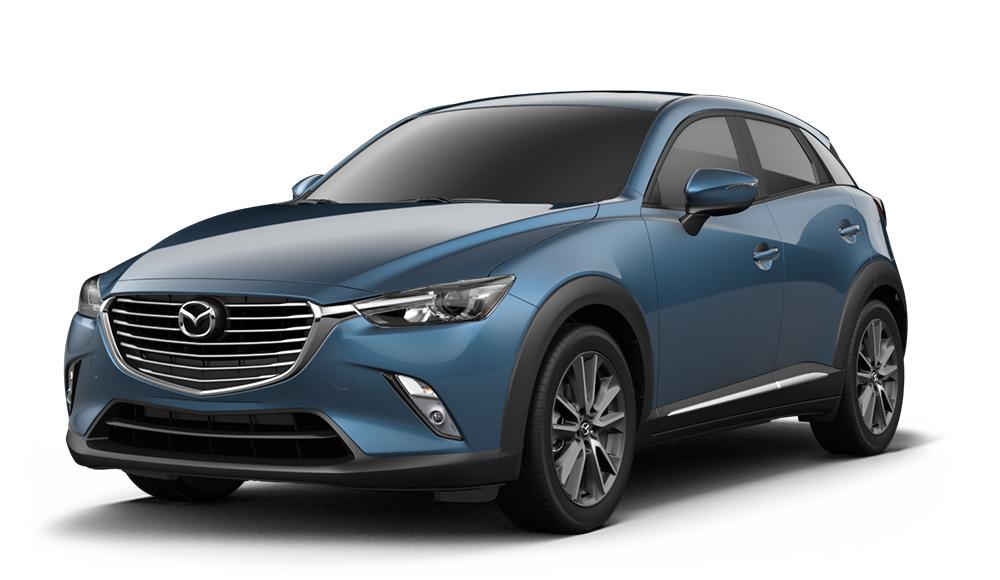 Mazda  Paint Colours