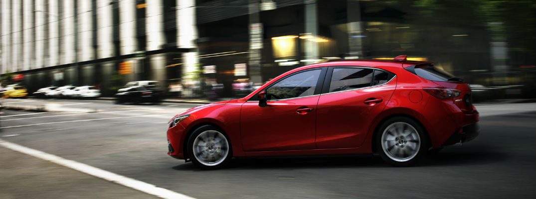 Learn about Mazda3 styling options
