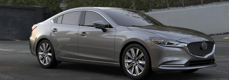 2018 Mazda6 in gray
