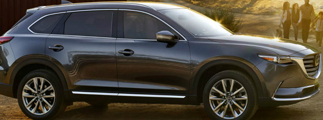 How powerful is the 2018 Mazda CX-9?