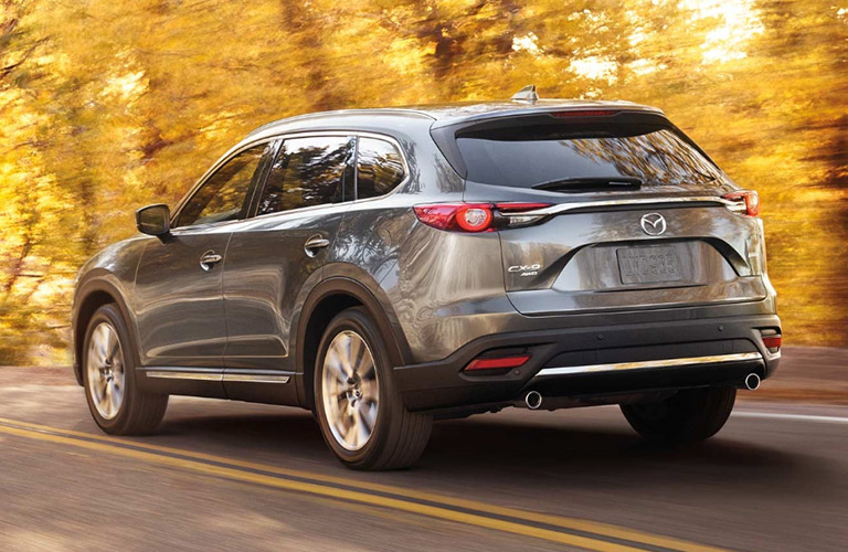 2018 Mazda CX 9 Towing Capacity And Features