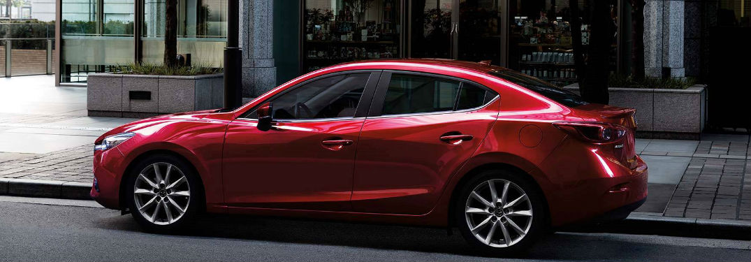 Top 6 Instagram photos of the Mazda3 that show its sporty look and style