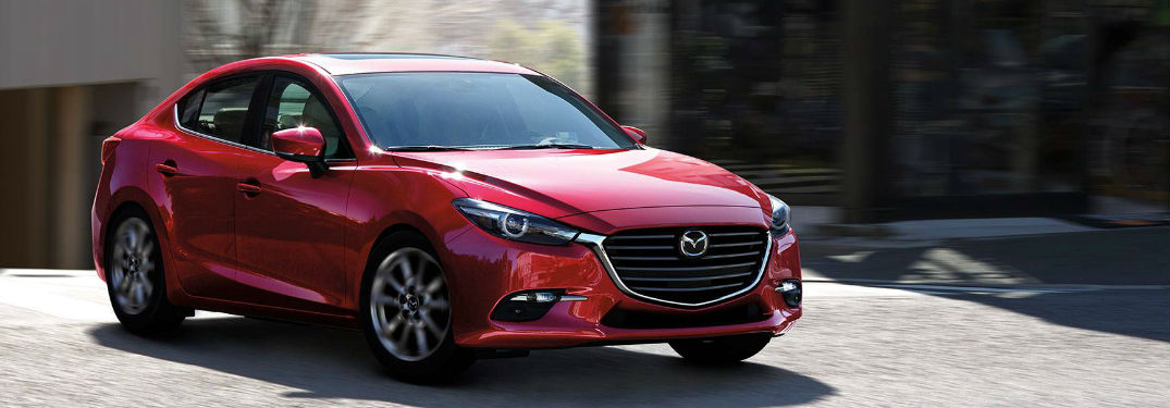 Innovative technology and comfort features help make the 2018 Mazda3 a top pick for new a car