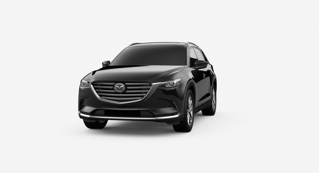 2019 Mazda CX-9 in Jet Black Mica