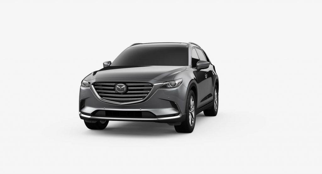 2019 Mazda CX-9 in Machine Gray