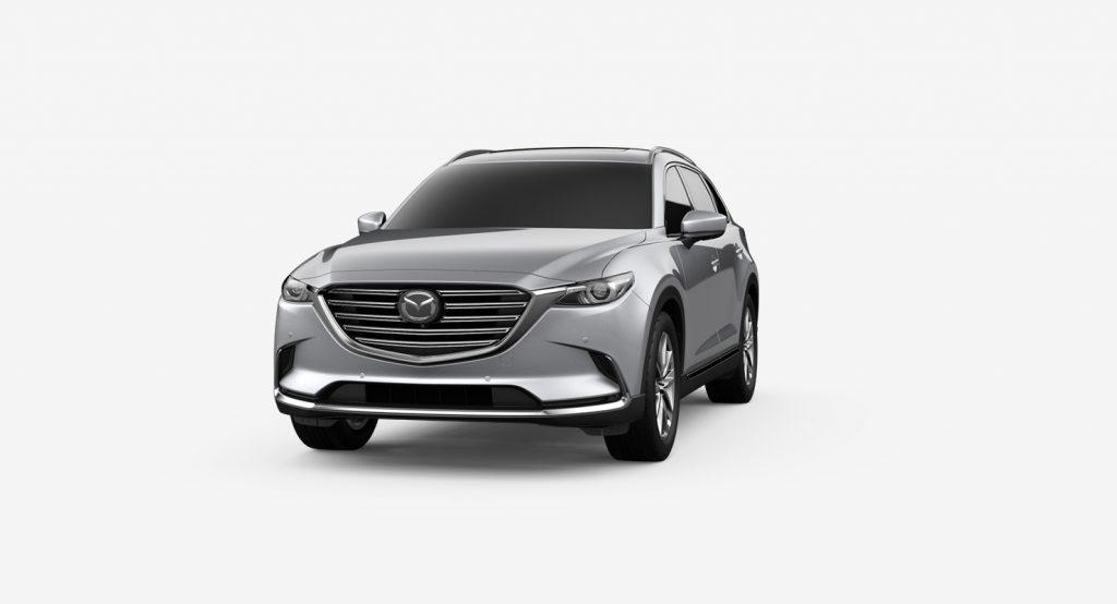 2019 Mazda CX-9 in Sonic Silver Metallic