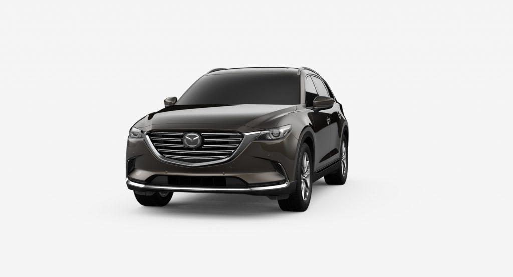 2019 Mazda CX-9 in Titanium Flash Mica