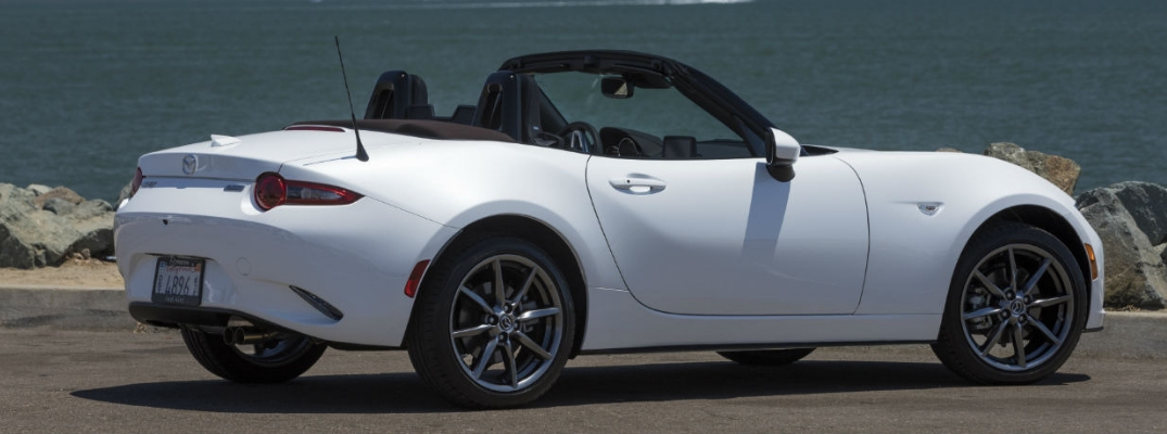 MotorWeek Awards 2019 Mazda MX-5 Miata For Second Consecutive Year