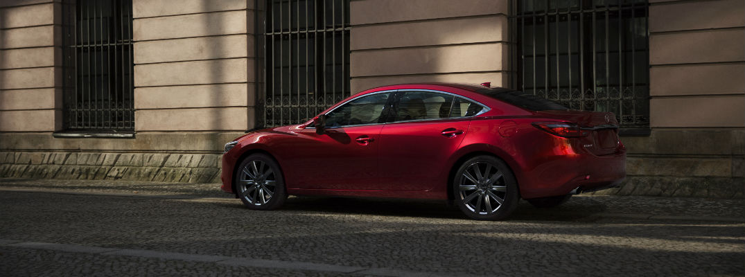 Bert Ogden Mazda welcomes the 2019 Mazda6 to town