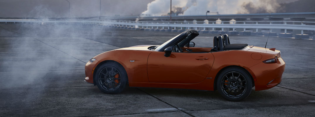 We might not have to wait much longer for the new Mazda MX-5 Miata
