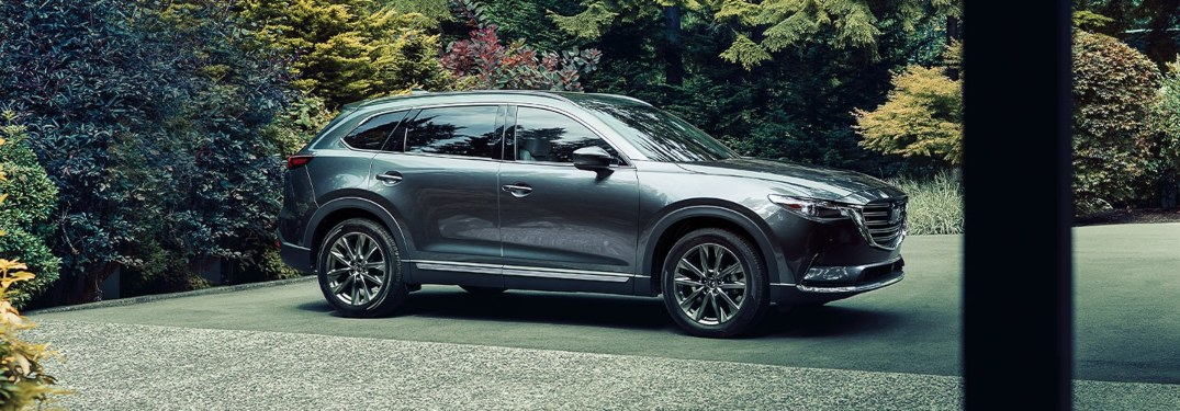 Take a look at the offerings on the different trim levels of the 2020 Mazda CX-9
