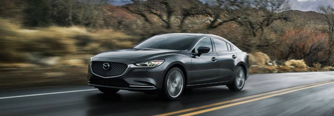 2020 Mazda6 active and passive safety features