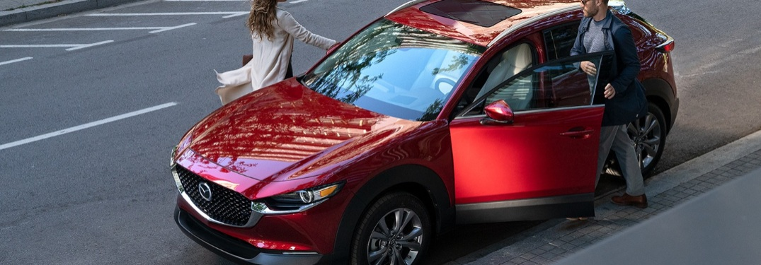 Driver-Assist Systems Available on the 2020 Mazda CX-30