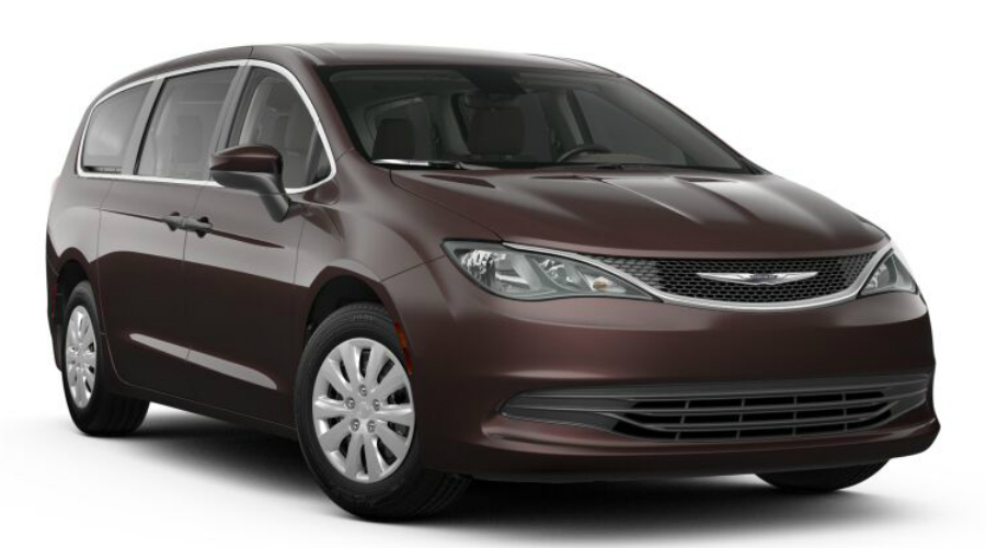 color options for the 2018 chrysler pacifica. Black Bedroom Furniture Sets. Home Design Ideas