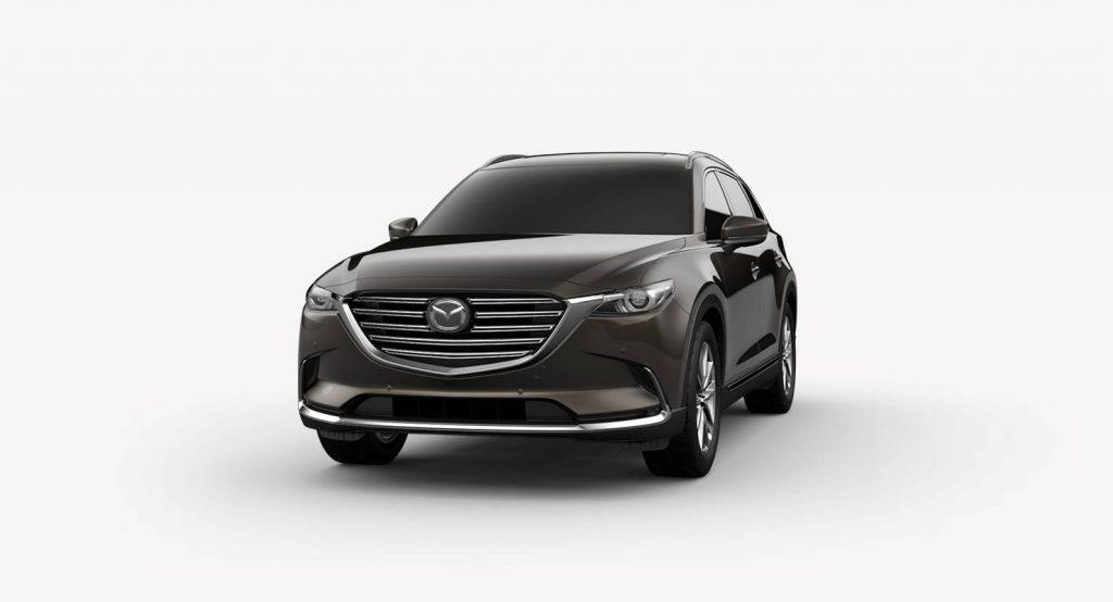 2018 Mazda CX-9 Titanium Flash Mica 2018 Mazda CX-9 Exterior