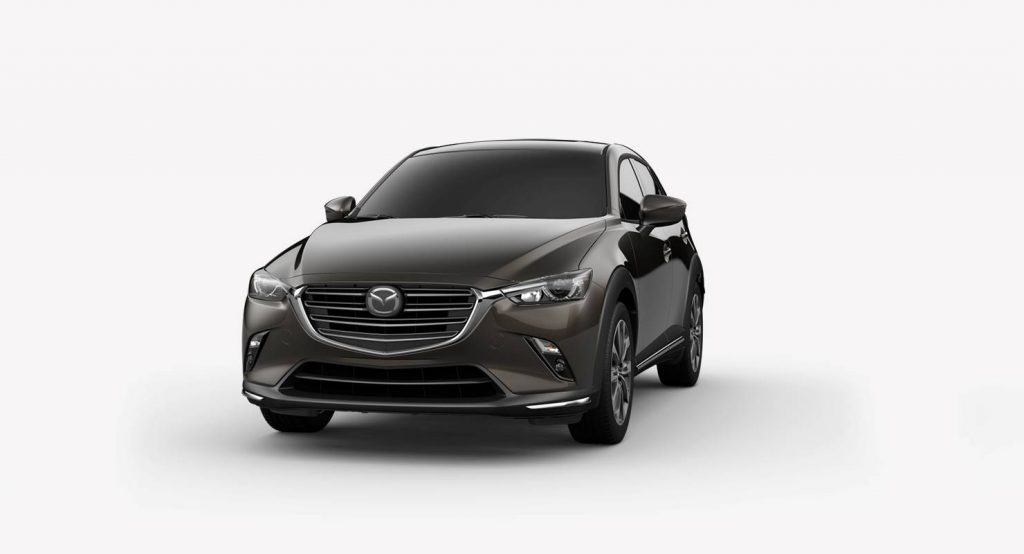 2019 mazda cx-3 color options