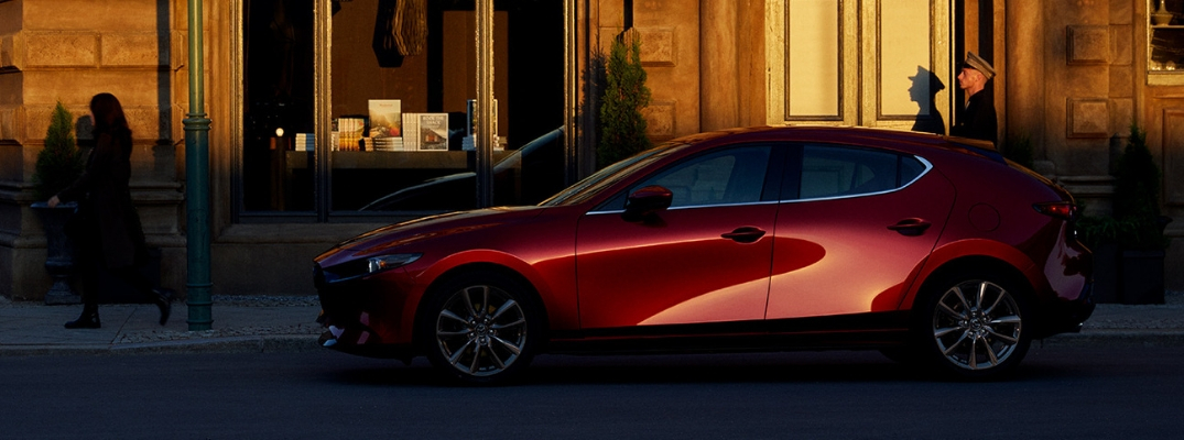 All-New Mazda3 Sedan and Mazda3 Hatchback Available in 7 Exterior Colors