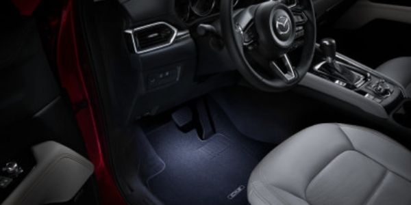 2019 Mazda CX-5 Interior Ambient Lighting Kit