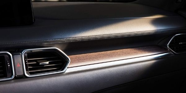 2019 Mazda CX-5 Signature Wood Dashboard Trim