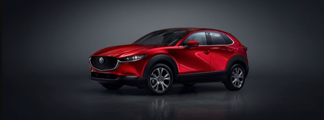 All-New Mazda CX-30 Adds i-ACTIVSENSE® Safety Technology and Infotainment Features