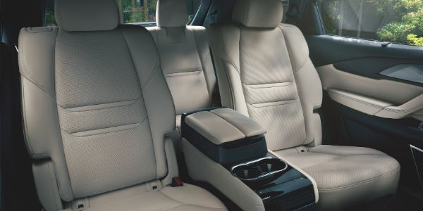 2020 Mazda CX-9 Second-Row Captain's Chairs