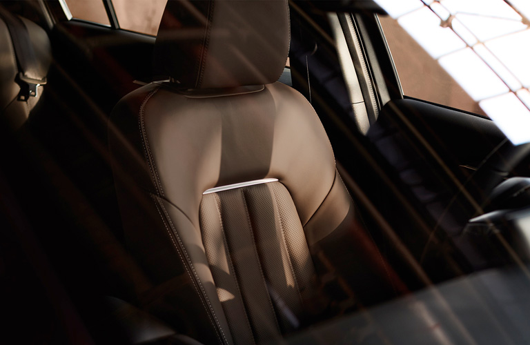 2020 Mazda6 Front Seat
