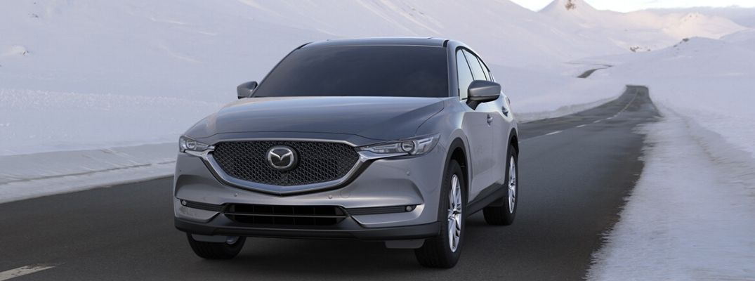 How Many Colors Is the 2020 Mazda CX-5 Available In?