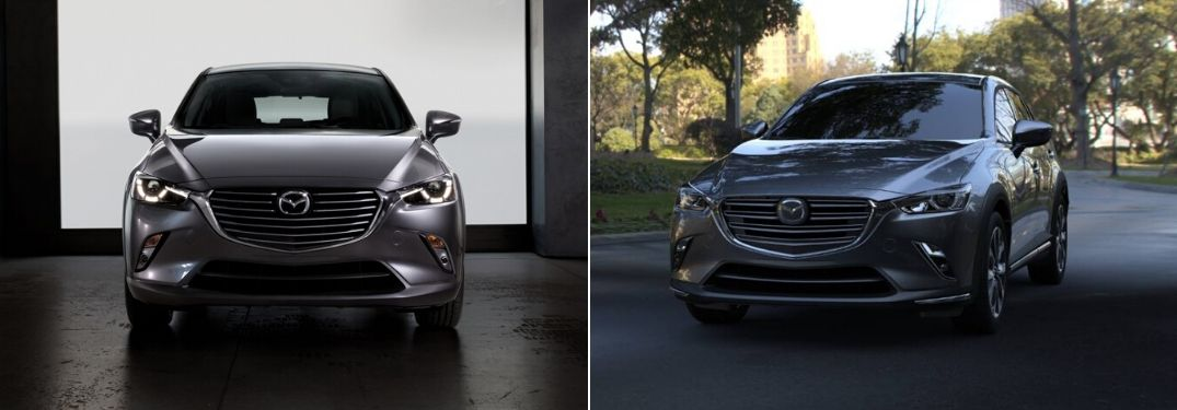 2020 Mazda CX-3 vs 2019 Mazda CX-3: Which Mazda CX-3 Fits You Best at Earnhardt Mazda Las Vegas?