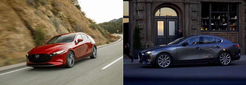 2021 Mazda3 vs 2020 Mazda3: What's the Difference?