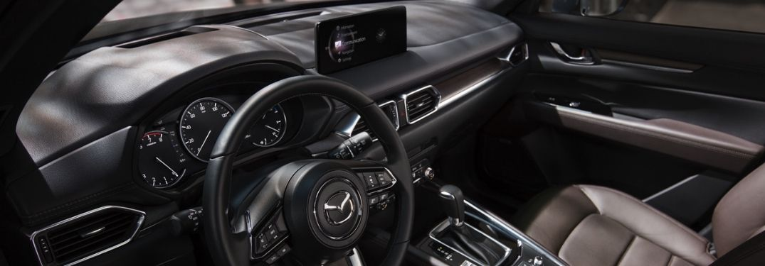MAZDA CONNECT™ Provides One-Touch Access to Android Auto in Select Mazda Models
